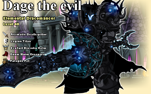 Nova weapon Do ''Dage The Evil'' Imagem