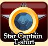 Starcap. Shirt