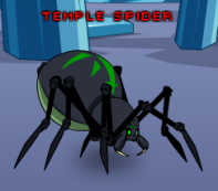 Temple Spider