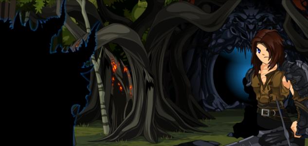 Como é que foi tão difícil encontrar um portal gigante no meio da floresta?