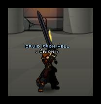 Grim Blade