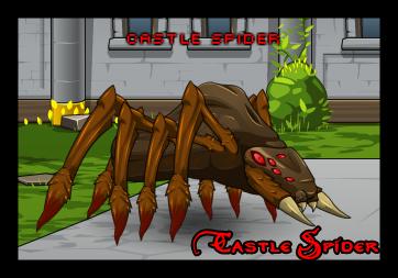 Castle Spider