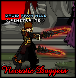 Necortic Daggers