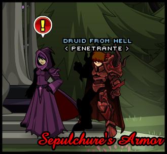 Sepulchure Armor