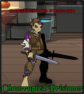 Prisioner