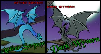 Aether Serpent-horz