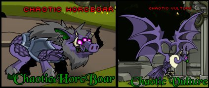 Chaotic HorcBoar-horz