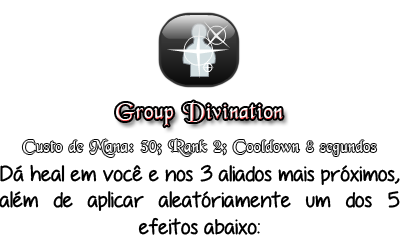 Group Divination