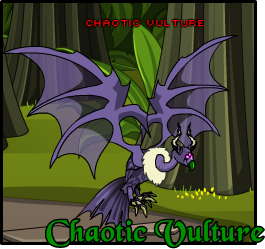 Chaotic Vulture