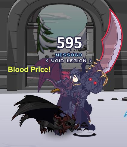 Blood Price!