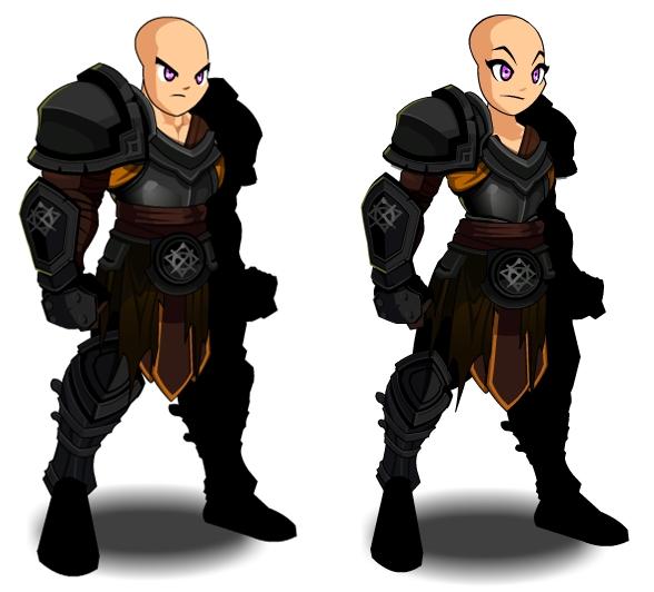 Drakel Warlord