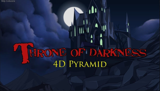 Throne of Darkness 4D Pyramid