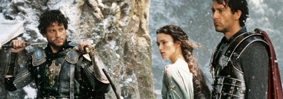 Resultado de imagem para rei arthur lancelot e guinevere